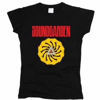 Soundgarden 01 - Футболка женская