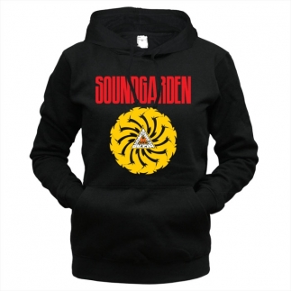 Soundgarden 01 - Толстовка женская