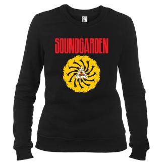 Soundgarden 01 - Свитшот женский
