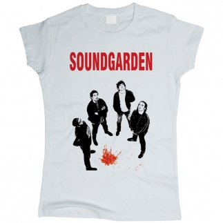 Soundgarden 02 - Футболка женская