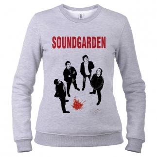 Soundgarden 03 - Свитшот женский