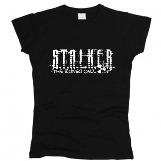 STALKER 01 - Футболка женская