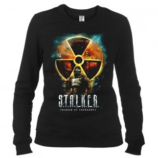STALKER 02 - Свитшот женский