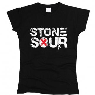 Stone Sour 02 - Футболка женская