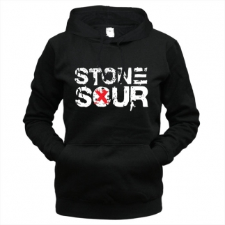 Stone Sour 01 - Толстовка женская