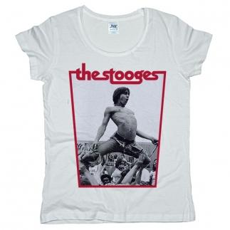 Stooges 02 - Футболка женская оверсайз