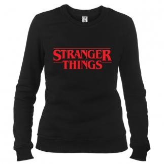 Stranger Things 01 - Свитшот женский