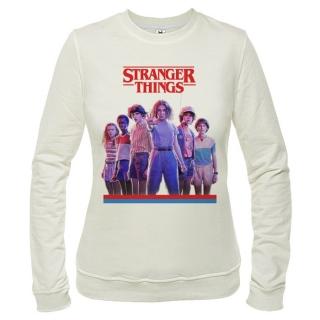 Stranger Things 04 - Свитшот женский
