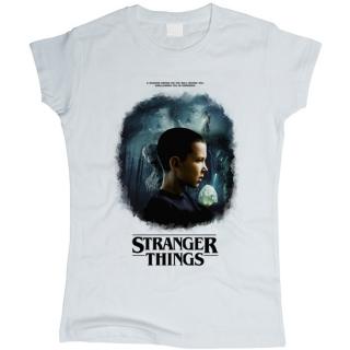 Stranger Things 05 - Футболка женская