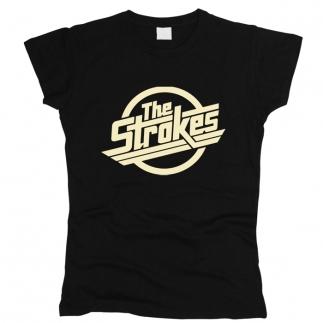 The Strokes 01 - Футболка женская