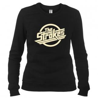 The Strokes 01 - Свитшот женский