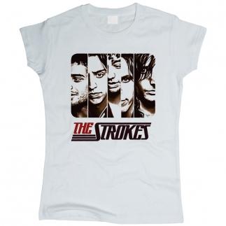 The Strokes 03 - Футболка женская