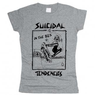 Suicidal Tendencies 03 - Футболка женская