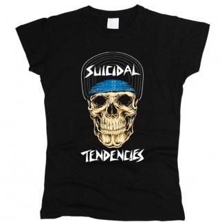 Suicidal Tendencies 04 - Футболка женская