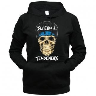 Suicidal Tendencies 04 - Толстовка женская