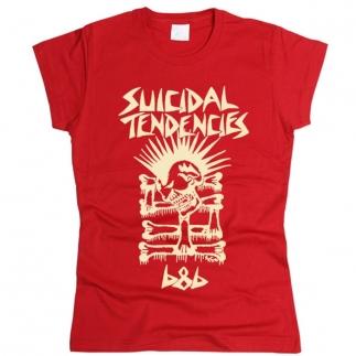 Suicidal Tendencies 05 - Футболка женская