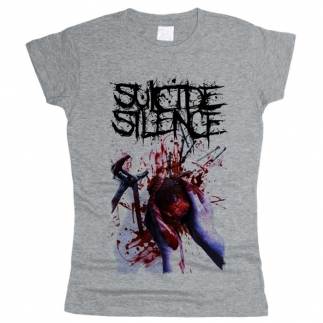 Suicide Silence 02 - Футболка женская