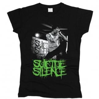 Suicide Silence 04 - Футболка женская