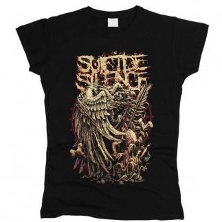 Suicide Silence 06 - Футболка женская
