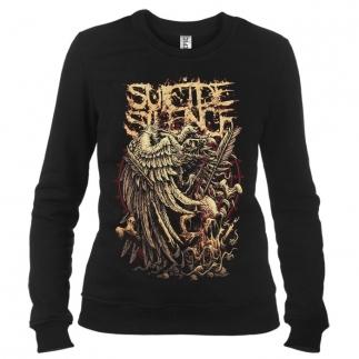 Suicide Silence 06 - Свитшот женский