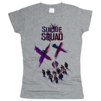 Suicide Squad 01 - Футболка женская