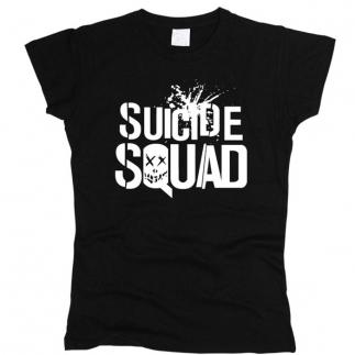 Suicide Squad 02 - Футболка женская