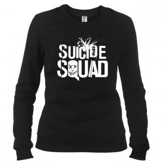 Suicide Squad 01 - Свитшот женский