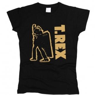 T-Rex 01 - Футболка женская