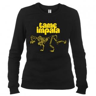 Tame Impala 03 - Свитшот женский