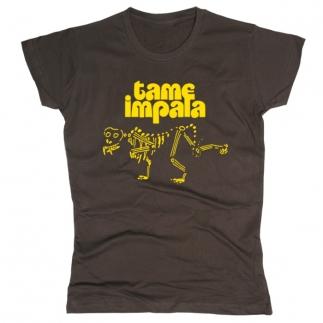 Tame Impala 03 - Футболка женская