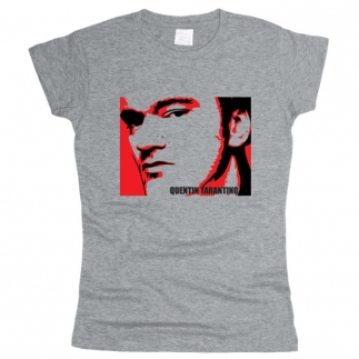 Tarantino 01 - Футболка женская