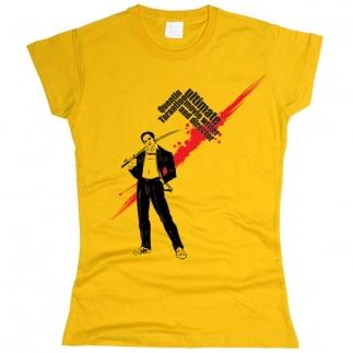 Tarantino 02 - Футболка женская