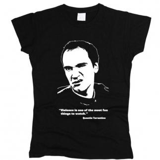 Tarantino 03 - Футболка женская