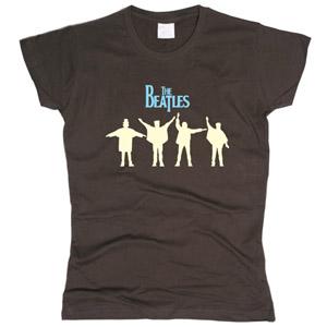 The Beatles 01 - Футболка женская