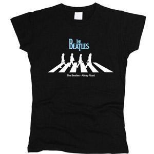 The Beatles 02 - Футболка женская