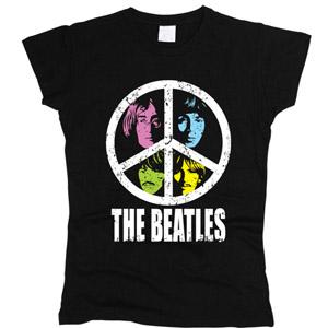 The Beatles 03 - Футболка женская