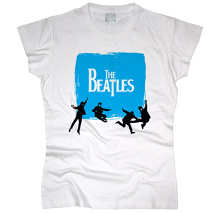 The Beatles 05 - Футболка женская