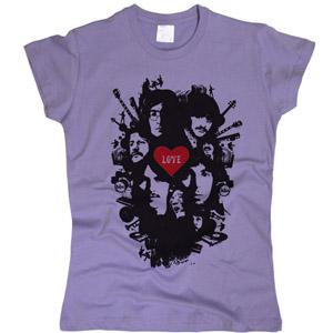 The Beatles 07 - Футболка женская