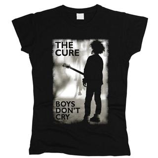 The Cure 02 - Футболка женская