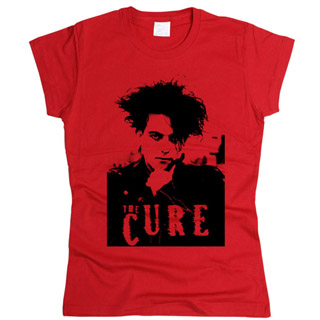 The Cure 05 - Футболка женская