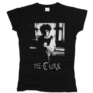 The Cure 07 - Футболка женская