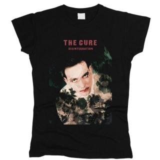 The Cure 08 - Футболка женская