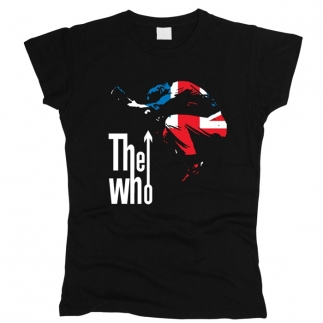 The Who 01 - Футболка женская
