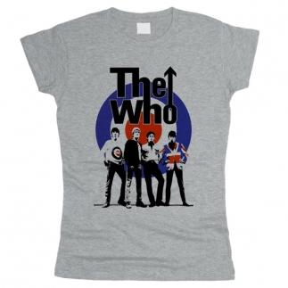 The Who 03 - Футболка женская