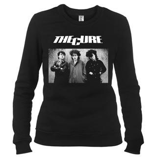 The Cure 01 - Свитшот женский