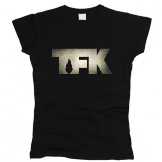 Thousand Foot Krutch 03 - Футболка женская
