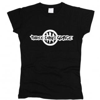 Three Days Grace 01 - Футболка женская