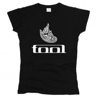 Tool 04 - Футболка женская