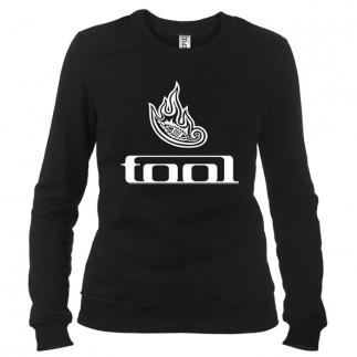 Tool 04 - Свитшот женский