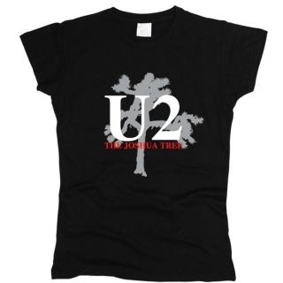 U2 01 - Футболка женская